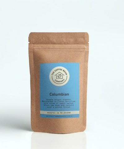 Columbian coffee TVP